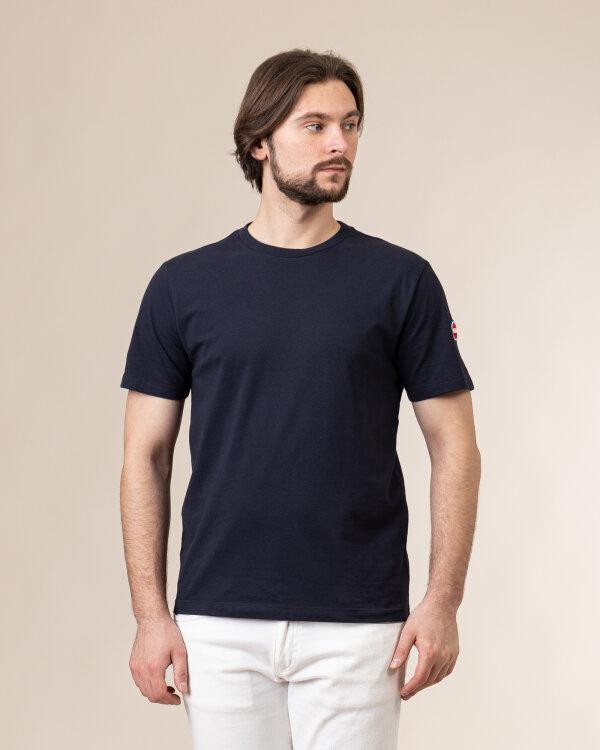 T-Shirt Colmar 7520_4VP_68 granatowy