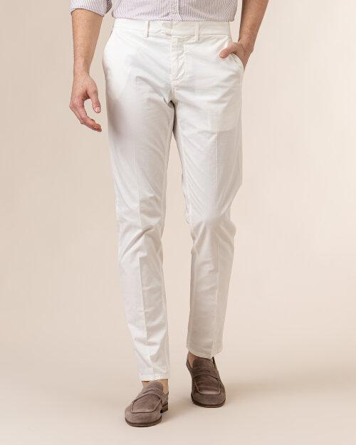 Spodnie Dondup UP525L_GSE046U_001 biały