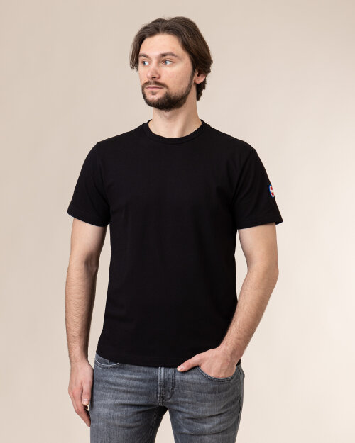 T-Shirt Colmar 7520_4VP_99 czarny