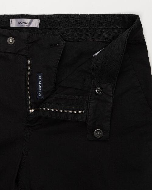 Spodnie Dondup UP525L_GSE046U_999 czarny