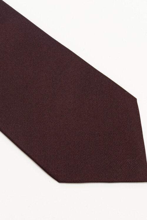 Krawat Oscar Jacobson 6580_5477_601 brązowy
