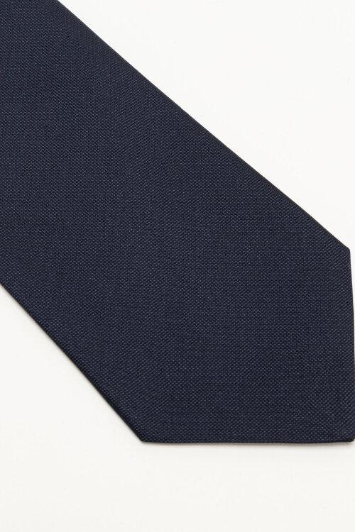 Krawat Oscar Jacobson 6580_5477_210 granatowy