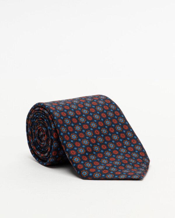 Krawat Stenstroms 913191_001 granatowy
