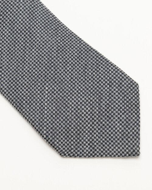 Krawat Stenstroms 913202_003 czarny