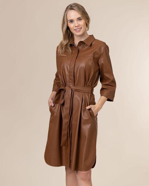 Sukienka Bugatti 70865_5 1082_040 brązowy