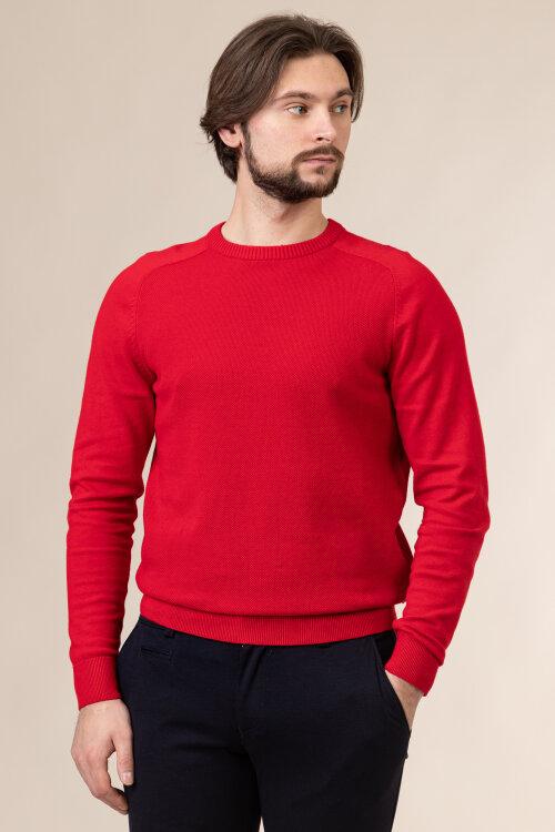 Sweter Bugatti 75511_1 7400_950 czerwony