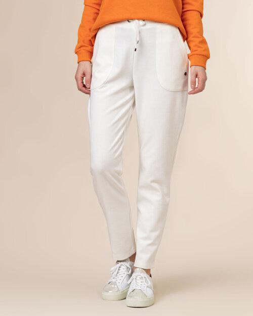Spodnie Bugatti 42910_0 2016_020 biały