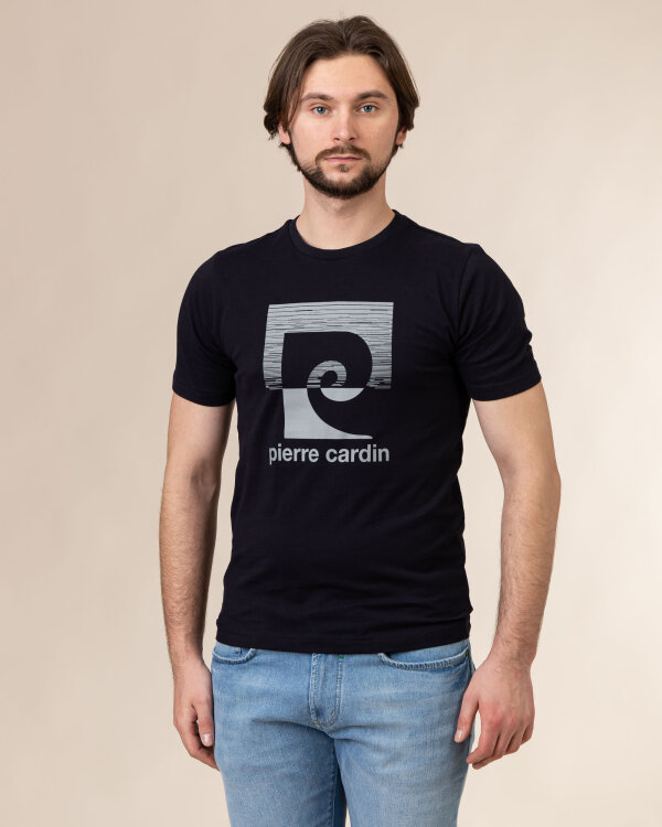 T-Shirt Pierre Cardin 02276_52260_3000 granatowy