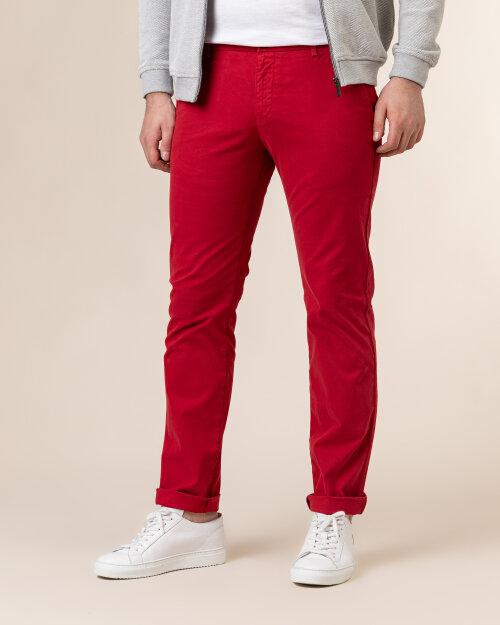 Spodnie Bugatti 26226_4819GD_950 czerwony
