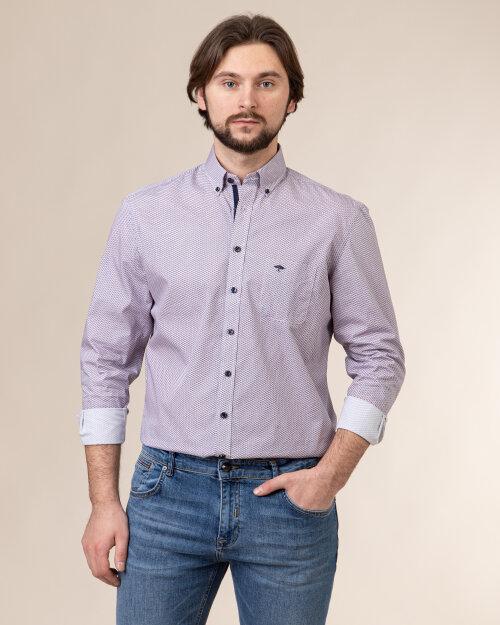 Koszula Fynch-Hatton 11218010_8010 fioletowy