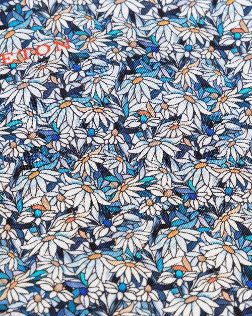 Poszetka Eton A000_33018_25 niebieski