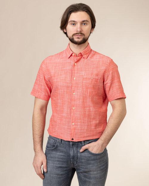 Koszula Pierre Cardin 27175_53916_9023 pomarańczowy