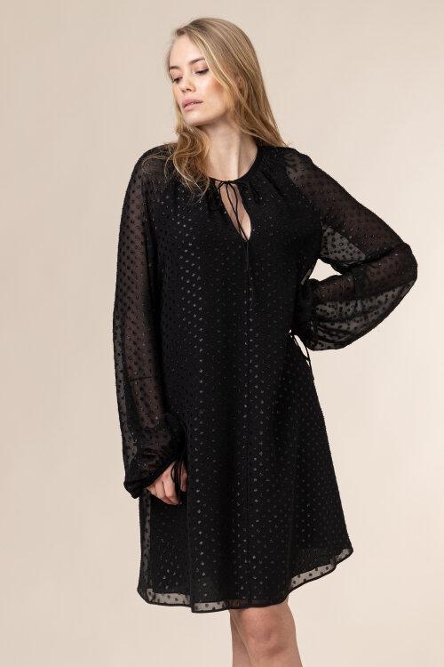 Sukienka Trussardi Jeans 56D00487_1T004930_K299 czarny