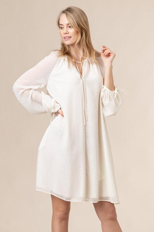 Sukienka Trussardi Jeans 56D00487_1T004930_W009 biały
