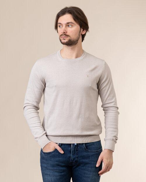 Sweter Trussardi  52M00477_0F000668_E030 beżowy