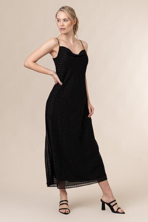 Sukienka Trussardi Jeans 56D00486_1T004930_K299 czarny