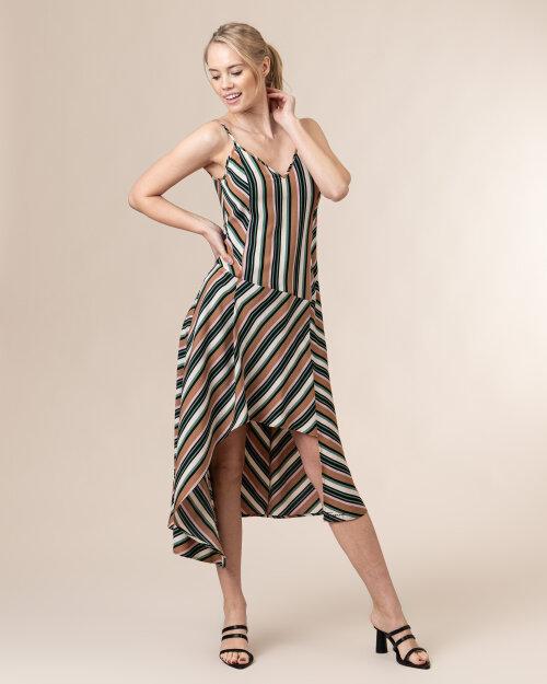 Sukienka Trussardi  56D00514_1T005182_G832 wielobarwny