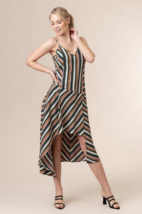 Sukienka Trussardi Jeans 56D00514_1T005182_G832 wielobarwny