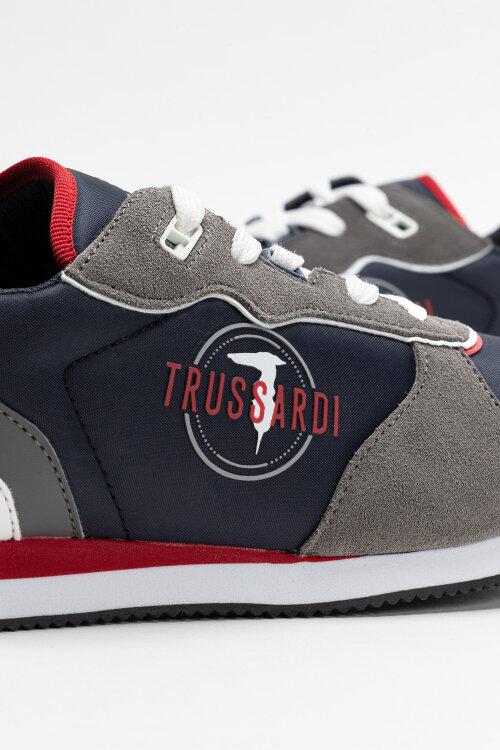 Buty Trussardi Jeans 77A00359_9Y099998_U712 granatowy