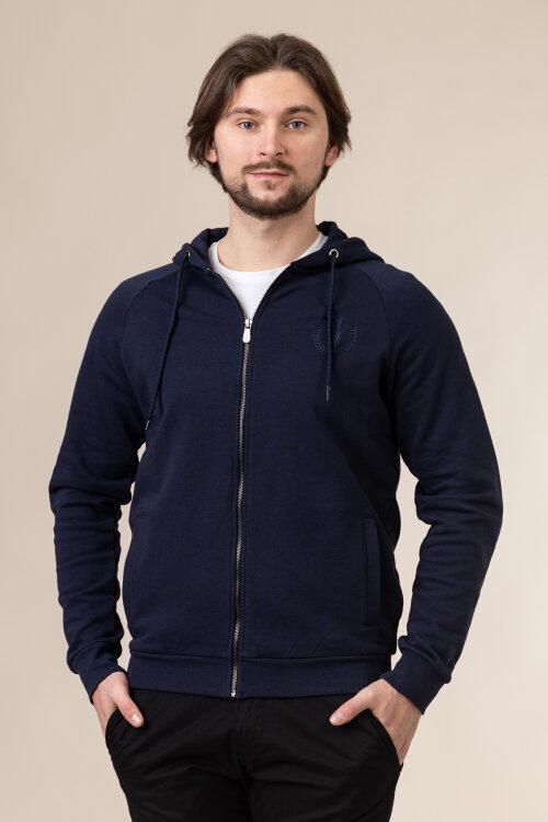 Bluza Trussardi Jeans 52F00175_1T005259_U290 granatowy