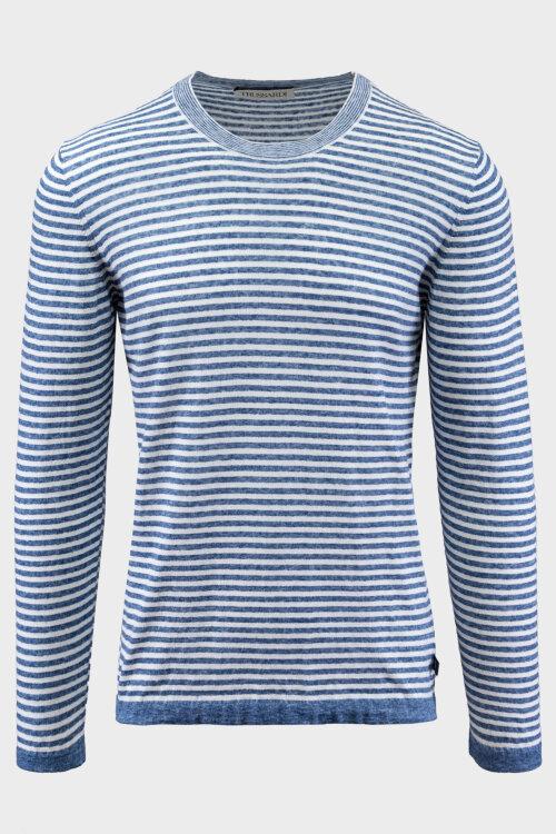 Sweter Trussardi Jeans 52M00483_0F000672_U716 niebieski
