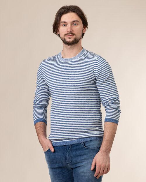 Sweter Trussardi  52M00483_0F000672_U716 niebieski