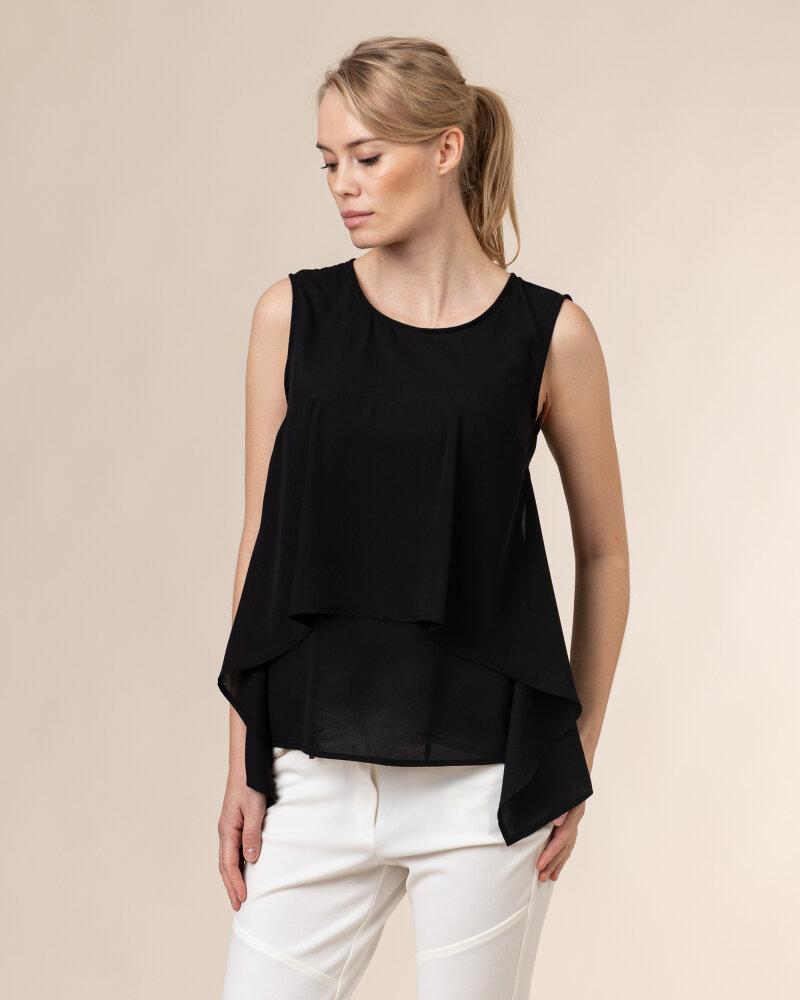Bluzka Trussardi  56C00450_1T002799_K299 czarny - fot:2