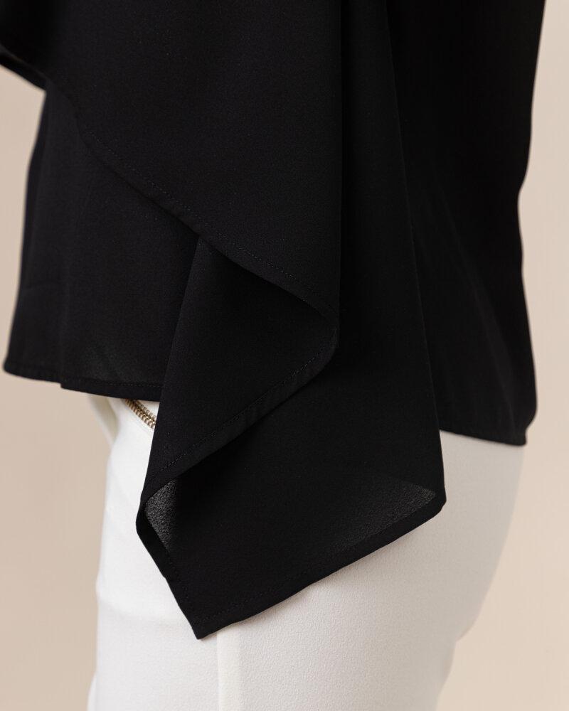 Bluzka Trussardi  56C00450_1T002799_K299 czarny - fot:3