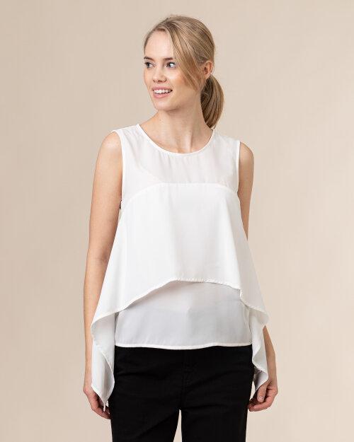 Bluzka Trussardi  56C00450_1T002799_W001 biały
