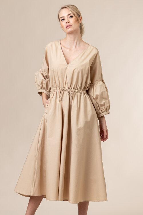 Sukienka Trussardi Jeans 56D00517_1T005181_W105 beżowy