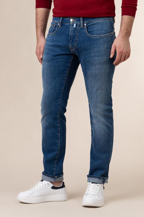 Spodnie Pierre Cardin 01552_30031_01 niebieski
