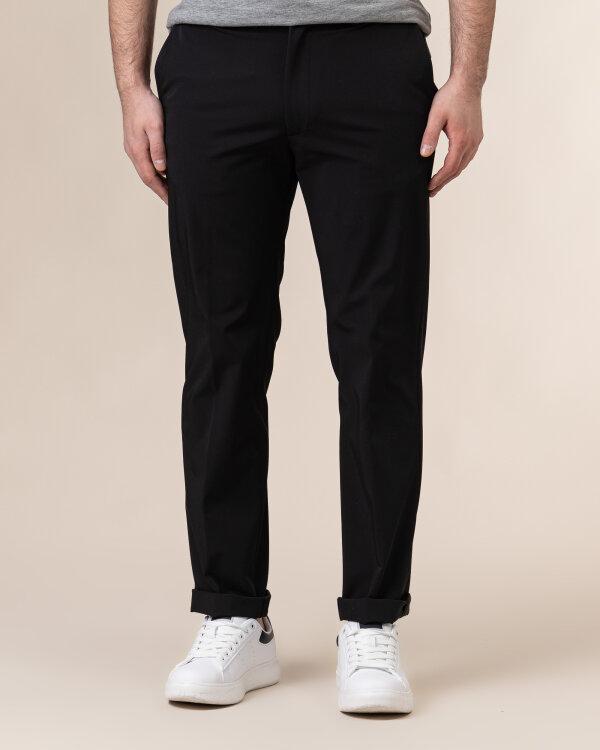 Spodnie Trussardi  52P00173_1T004872_K299 czarny