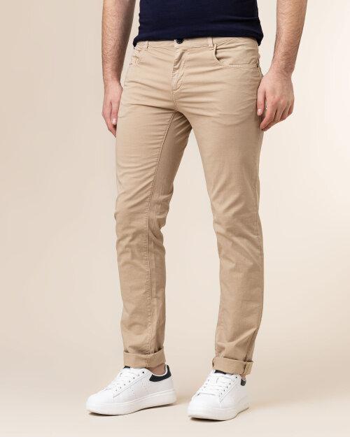 Spodnie Trussardi  52J00007_1T005015_W105 beżowy