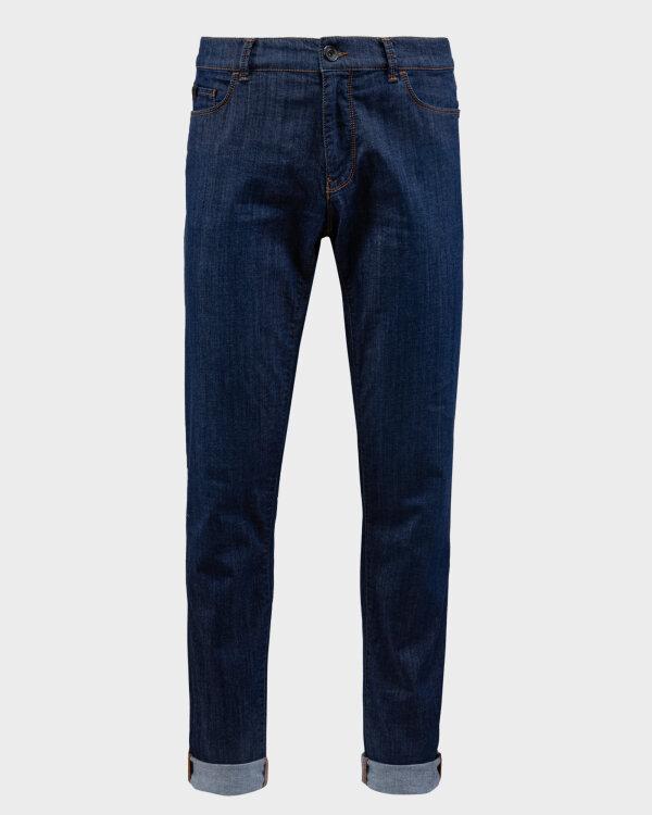 Spodnie Trussardi  52J00000_1Y000149_U270 niebieski