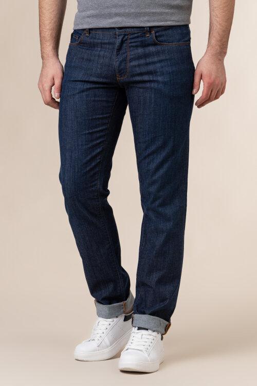 Spodnie Trussardi Jeans 52J00000_1Y000149_U270 niebieski