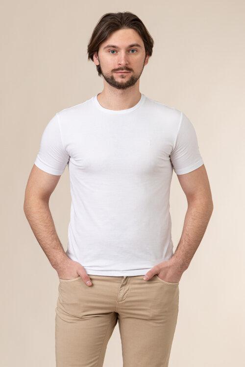 T-Shirt Trussardi Jeans 52T00499_1T003614_W001 biały