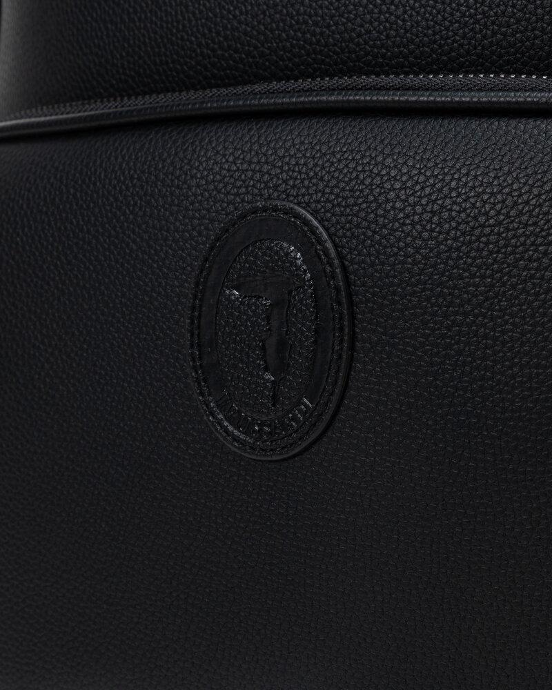 Plecak Trussardi  71B00249_9Y099997_K299 czarny - fot:2