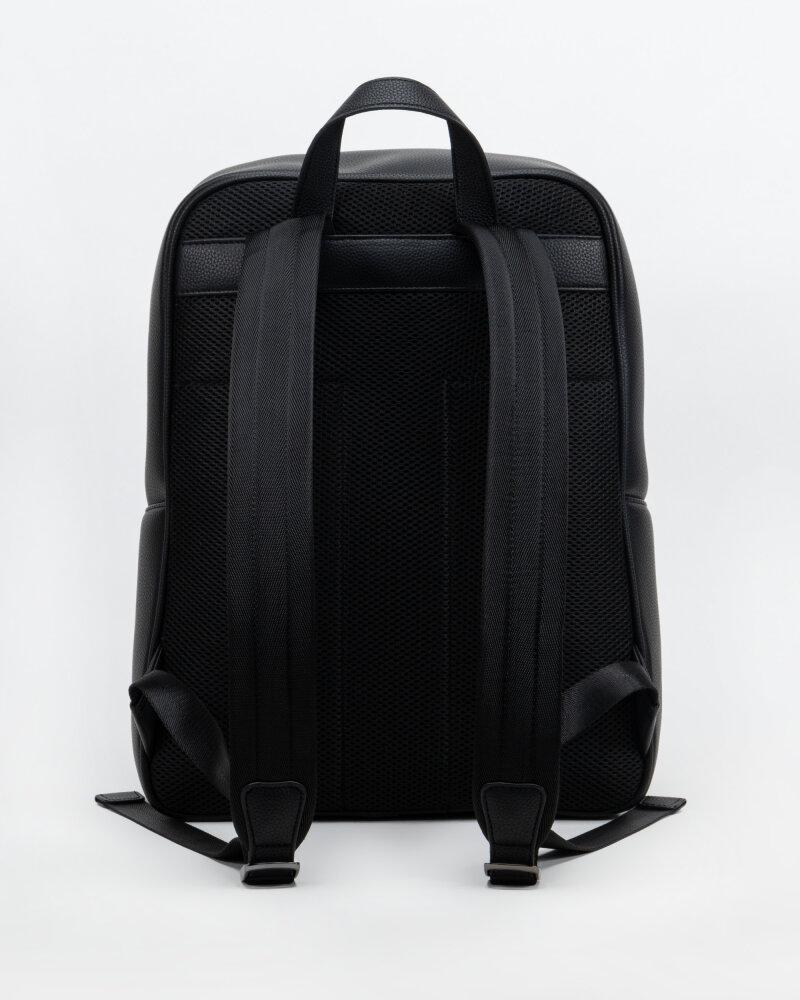Plecak Trussardi  71B00249_9Y099997_K299 czarny - fot:5