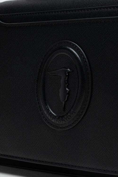 Torba Trussardi Jeans 75B01129_9Y099999_K299 czarny