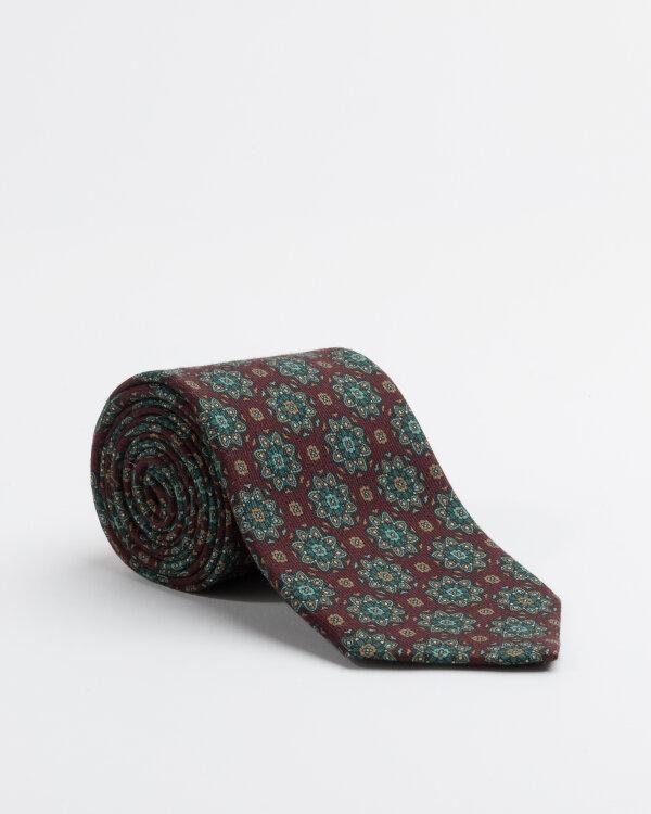 Krawat Stenströms 913143_005 bordowy