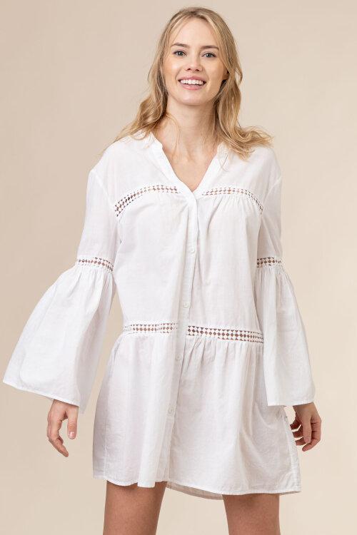 Sukienka Trussardi Jeans 56D00528_1T003476_W001 biały