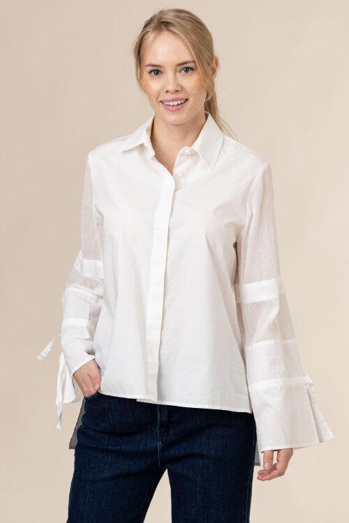 Koszula Trussardi Jeans 56C00454_1T003722_W001 biały