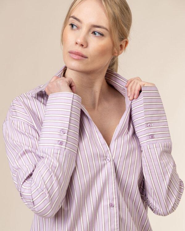 Koszula Trussardi  56C00431_1T004965_V110 fioletowy