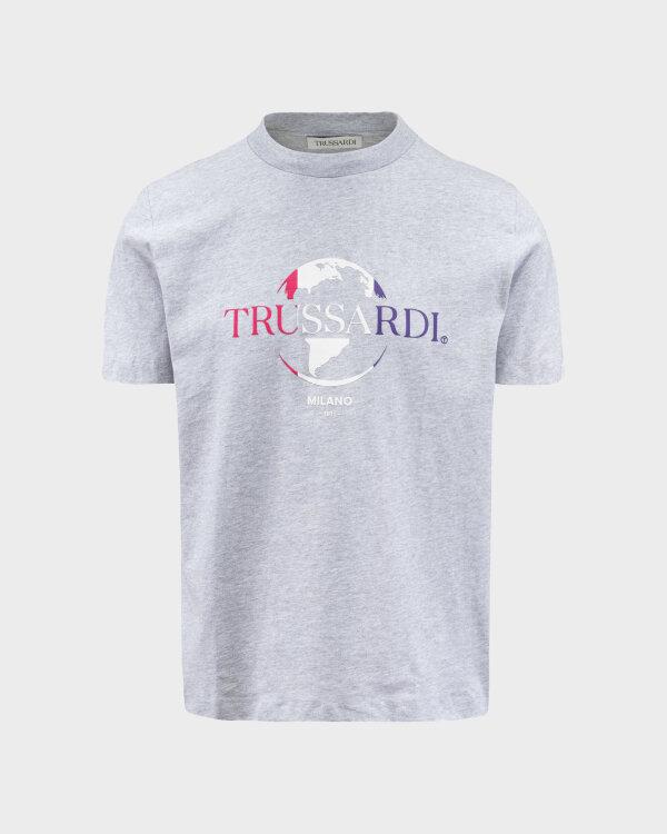 T-Shirt Trussardi  52T00443_1T005227_E210 wielobarwny