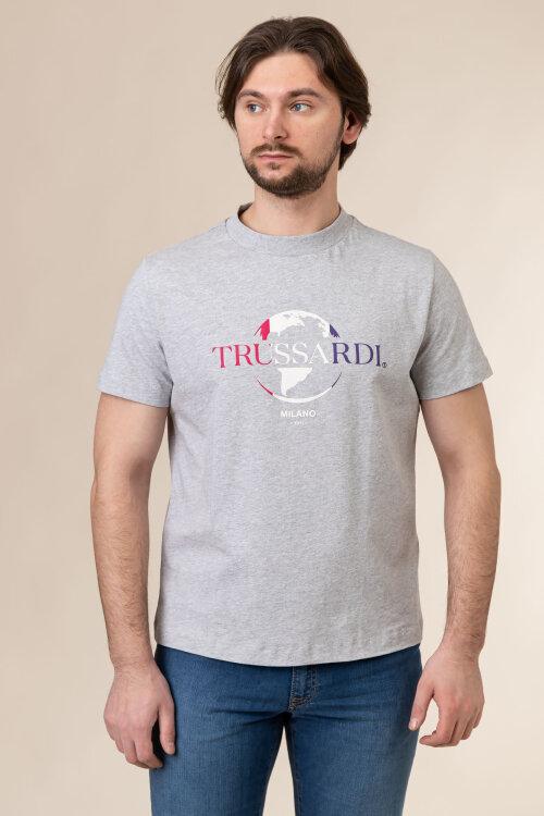 T-Shirt Trussardi Jeans 52T00443_1T005227_E210 szary