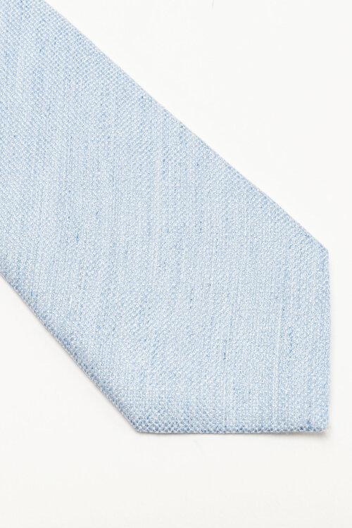 Krawat Eton A000_32986_22 niebieski