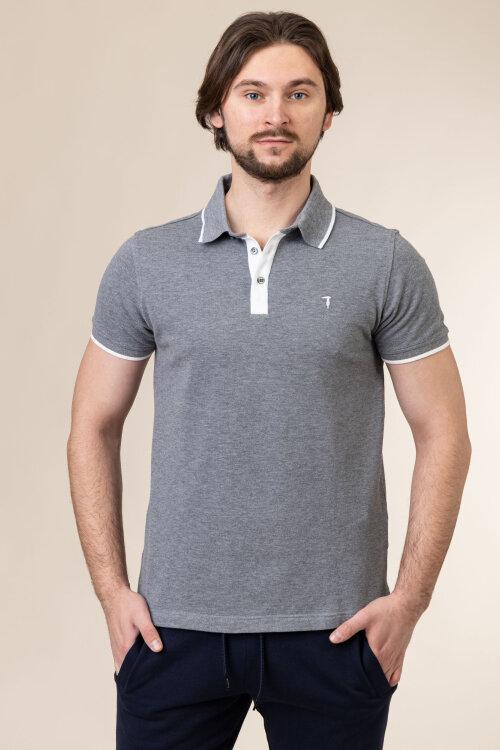 Polo Trussardi Jeans 52T00505_1T003600_E450 szary