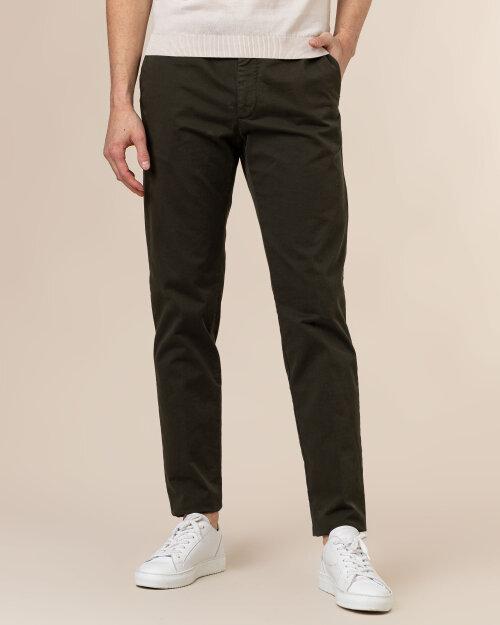 Spodnie Oscar Jacobson DANWICK 5176_4305_836 zielony