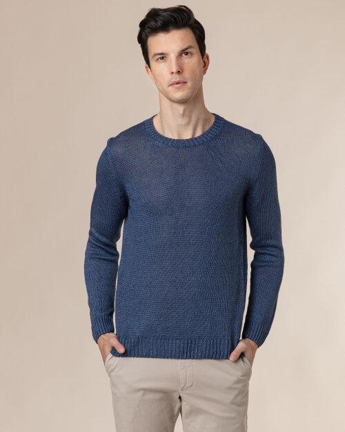 Sweter Oscar Jacobson ADRIAN 6963_5645_227 niebieski