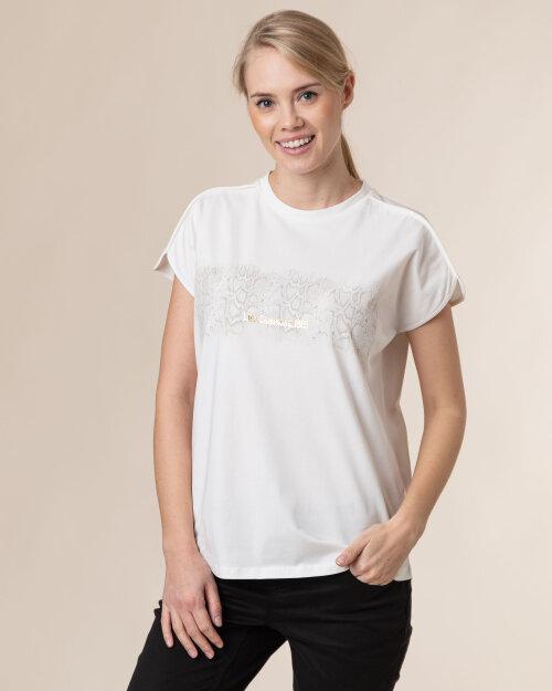 T-Shirt Campione 8092140_121130_40100 biały
